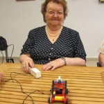 Retired home community enrichment program