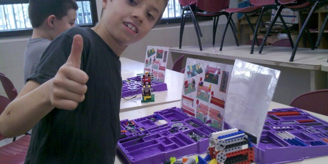 Young Engineers – LEGO Challenge 2013